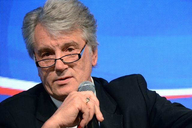 Как в нацистской Германии. Какое будущее обещает Донбассу Виктор Ющенко?