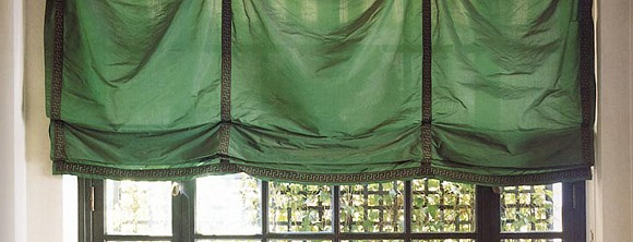 Римские и японские шторы своими руками
