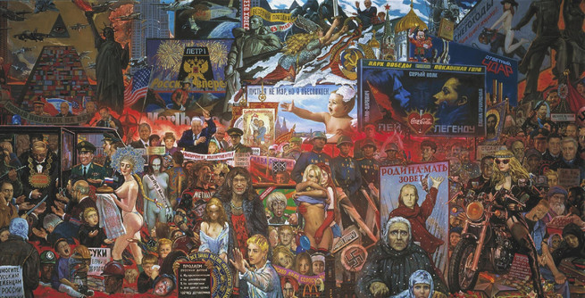Кто там ещё угрожает завоевать Россию? Забыли, что история повторяется?..
