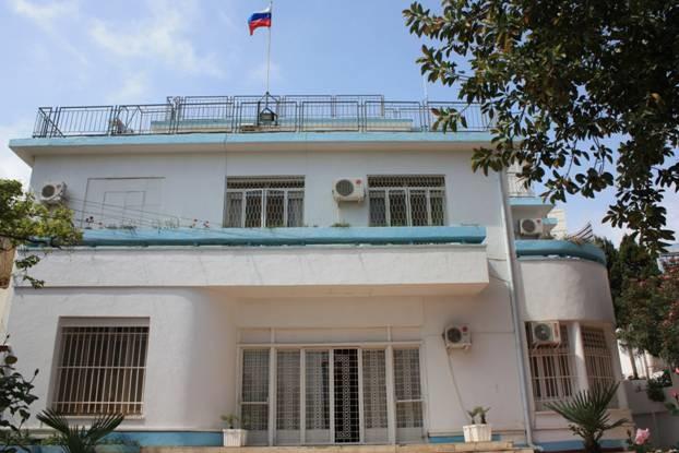 15. В Алжире посольство, россия, фото, чиновники