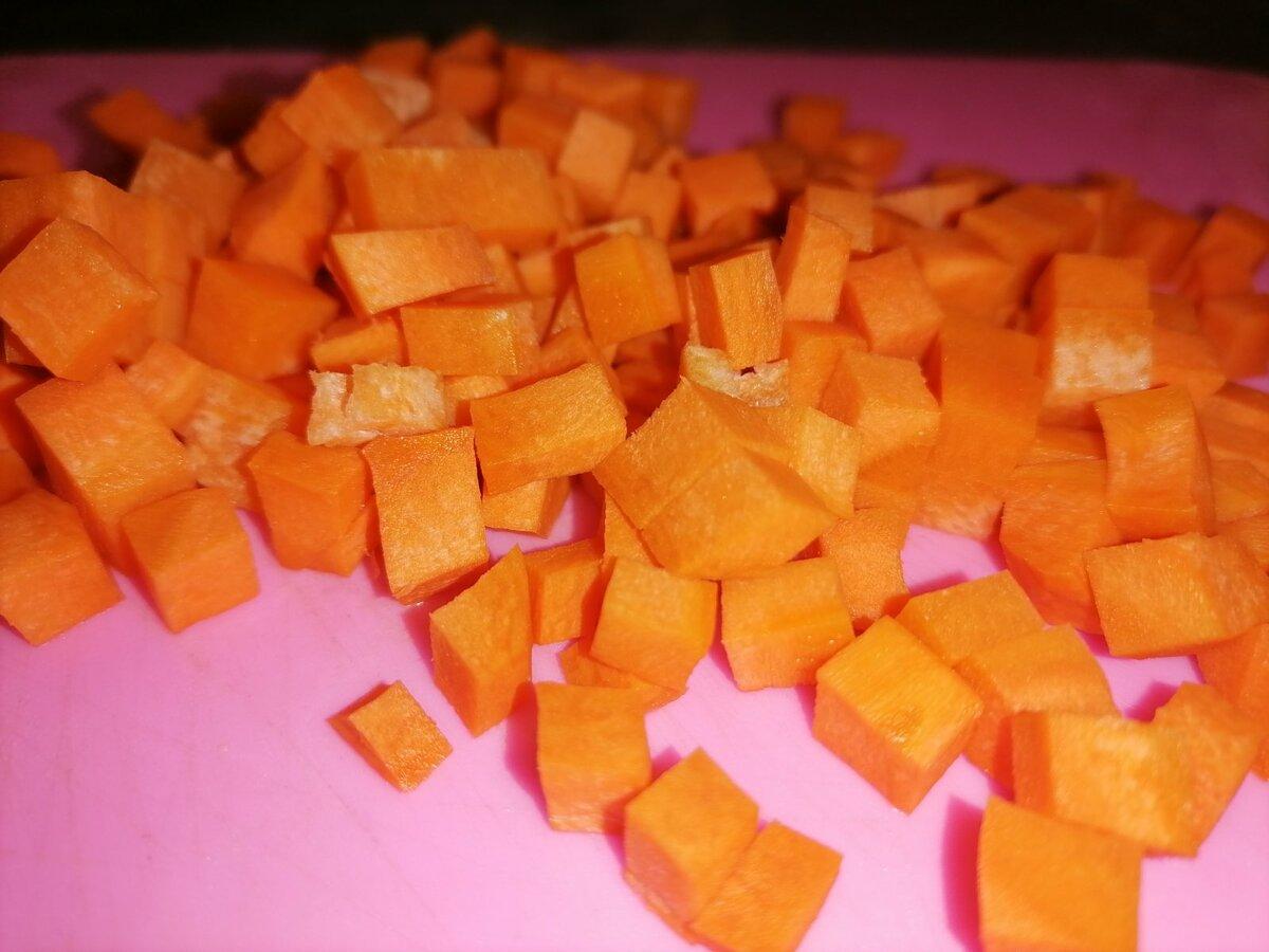 Овощи для салата готовлю всего за 5 минут. Без микроволновки и духовки. И кастрюлю мыть не нужно