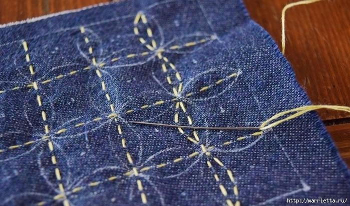 Игольница из джинсов с вышивкой (9) (700x412, 274Kb)