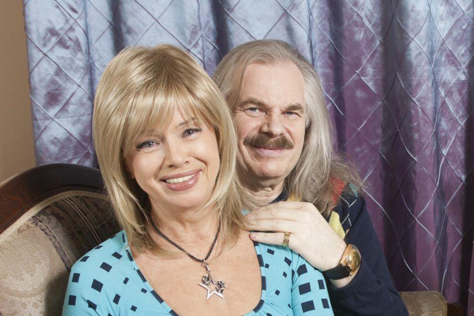 71-летняя мать Владимира Пре…