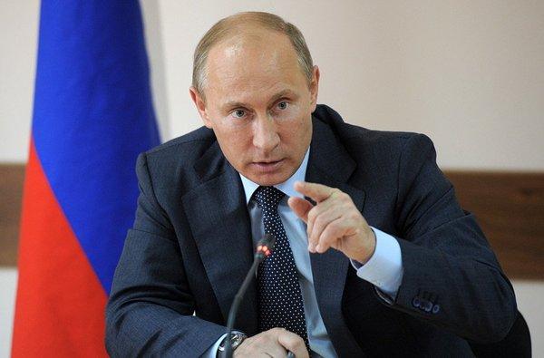 Владимир Путин: В Сирии имит…