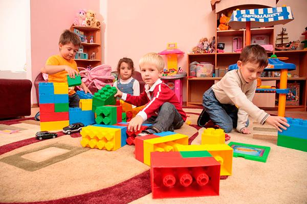 Исследование: детские сады в РФ недоступны для 35% детей