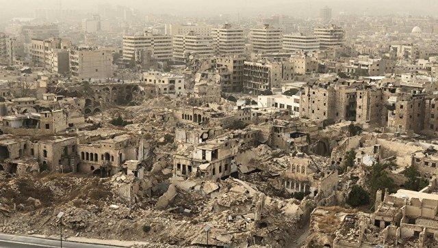 Последние новости Сирии. Сегодня 1 ноября 2018