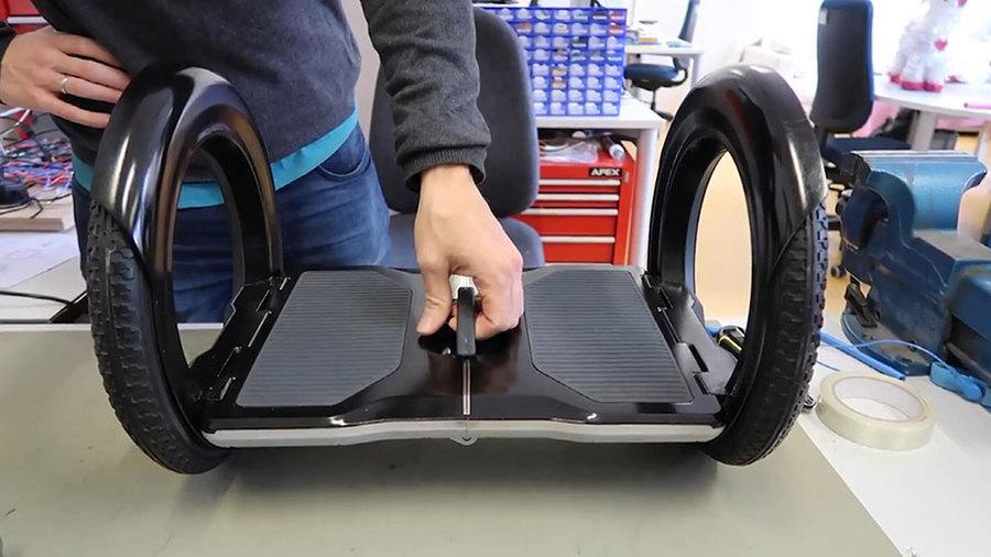 Ну и гаджеты: самый лёгкий скутер, рисующий принтер и радар из маршрутизатора