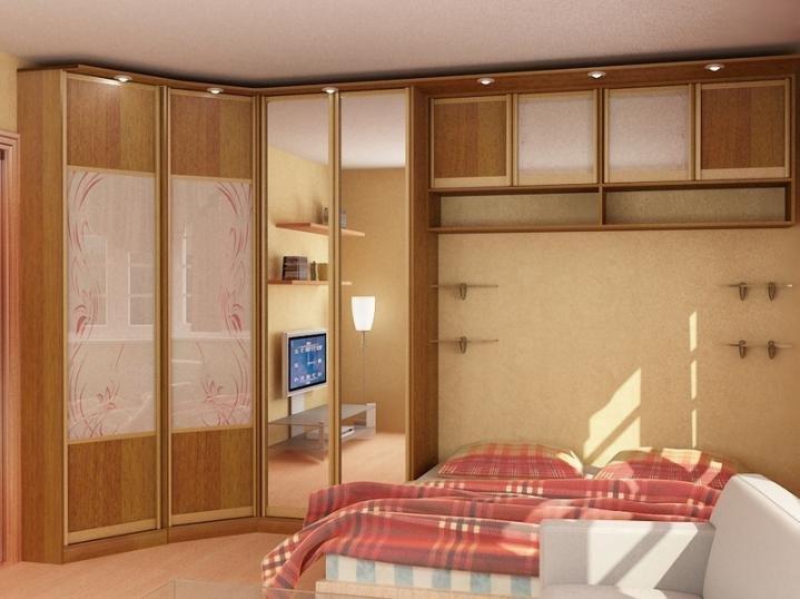 Встроенные шкафы своими руками в спальню.