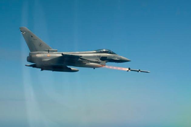 СМИ: испанская боевая ракета упала в России