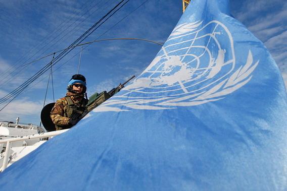 Волкер: миссия ООН в Донбассе не должна включать россиян