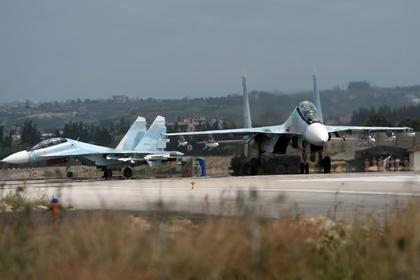 Боевики атаковали российскую авиабазу в Сирии