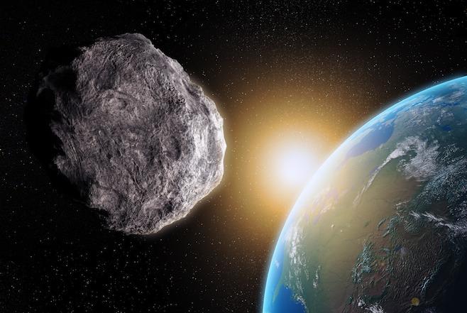 NASA: 25 декабря на Землю упадет астероид