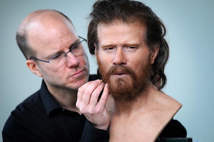 Как выглядели люди, жившие многие столетия назад:  успехи  науки в детальном моделировании внешности