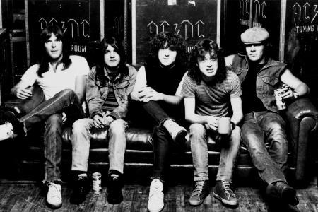 "ЗАРУБЕЖКА. Группа ""AC/DC"""