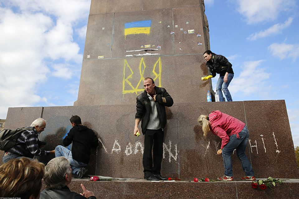 Письмо от украинских родственников: У вас пропагандистская машина не меньше нашего людям мозги пудрит