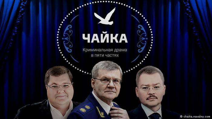 Генпрокурор Чайка оценил потери от коррупции в России