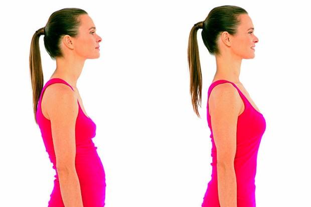 Упражнения от сутулости: 5 упражнений для красивой осанки