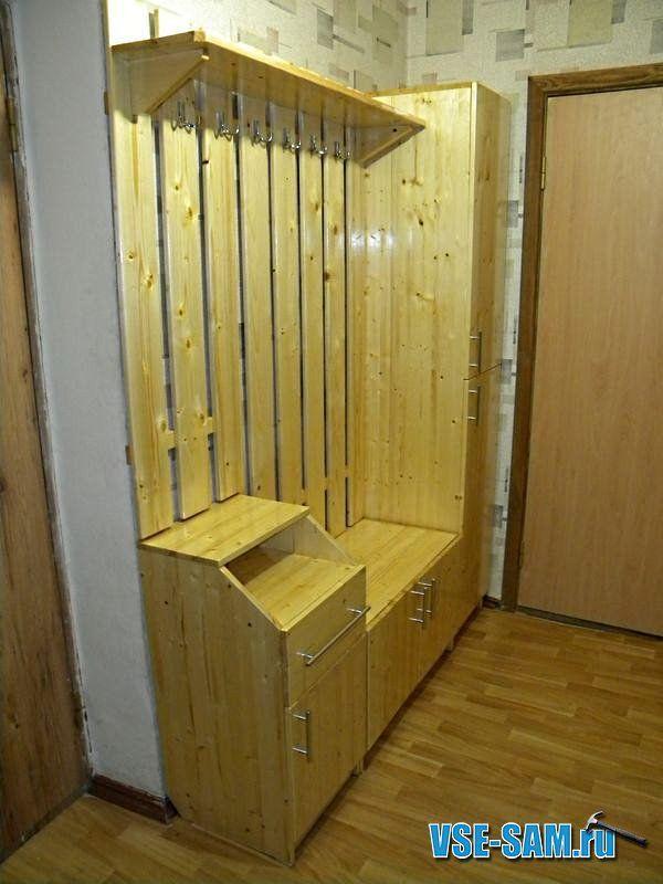 Мебель своими руками шкаф своими рука