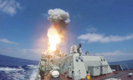 Корабли США все ближе к Сири…