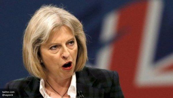 Скандал в парламенте Англии:…