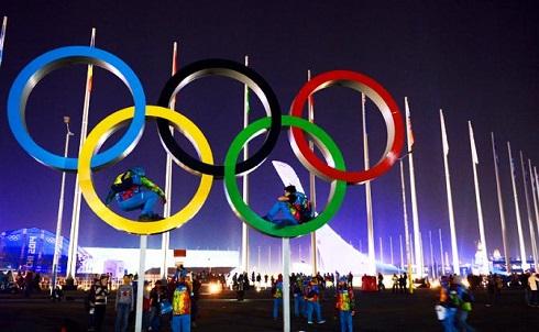 Олимпийские зрелища окончате…