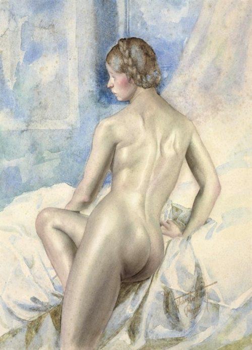 художник Лев Чистовский (Lev Tchistovsky) картины - 29
