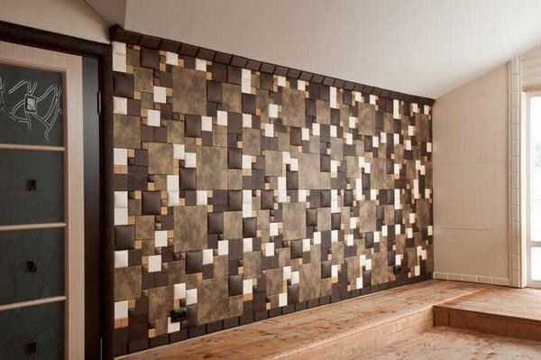 панели для стен в коридор