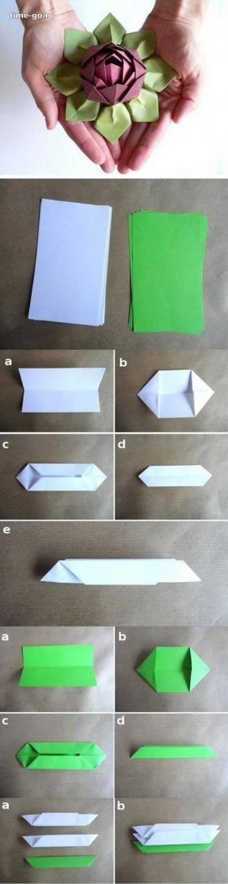 14 простых схем — оригами, к…