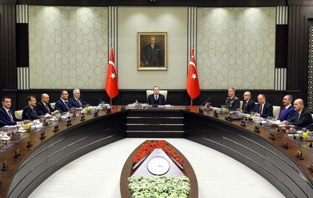 СНБ Турции объявил о«немедленных ирешительных» шагах всеверной Сирии