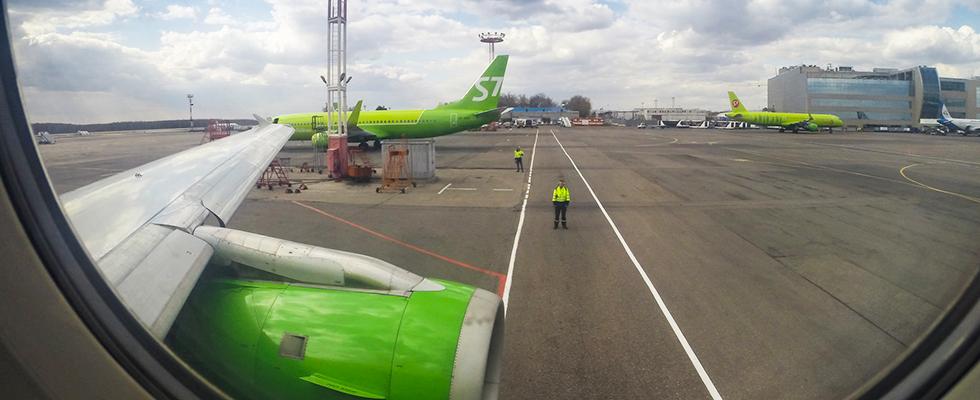 S7 Airlines заявила о полном…
