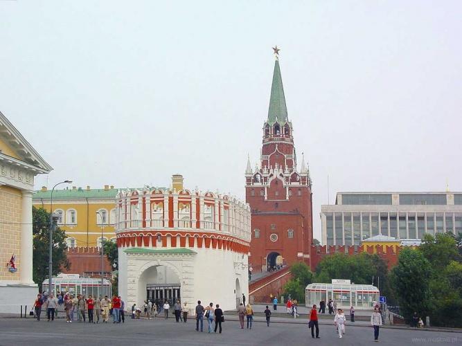 Москва для пешеходов