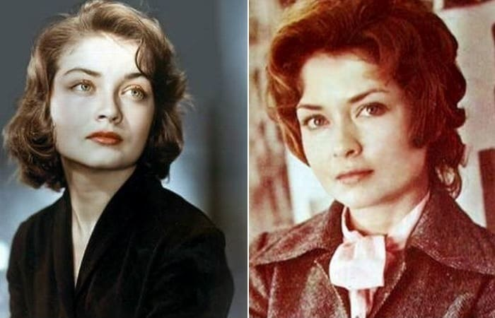 Одна из самых красивых советских актрис   Фото: kino-teatr.ru