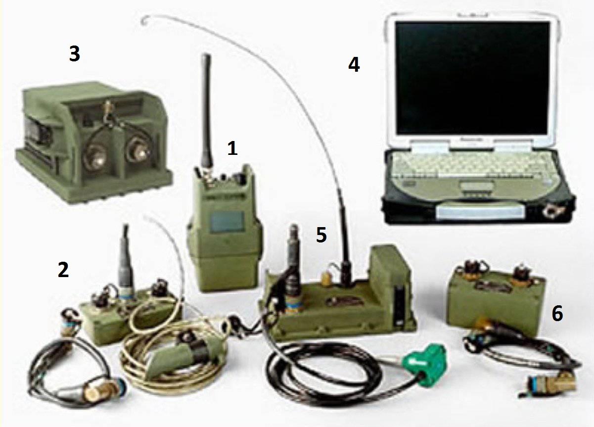ВСУ при обстреле посёлка в ДНР испытали американскую систему наземной разведки