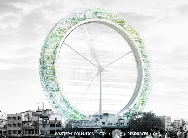 Небоскребы будущего: лучшие проекты
