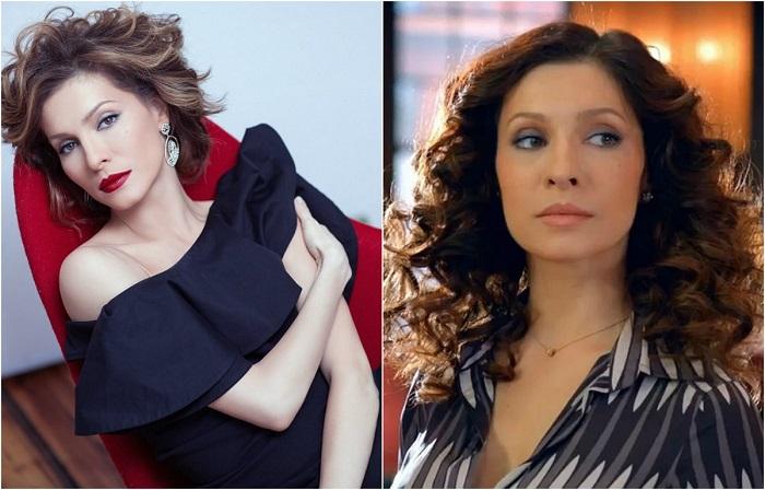 Известная актриса, ставшая популярной после выхода в свет телесериала «Кухня», в котором она сыграла одну из главных ролей. /Фото: news-intime.ru
