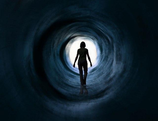 Выход из тела и околосмертны…