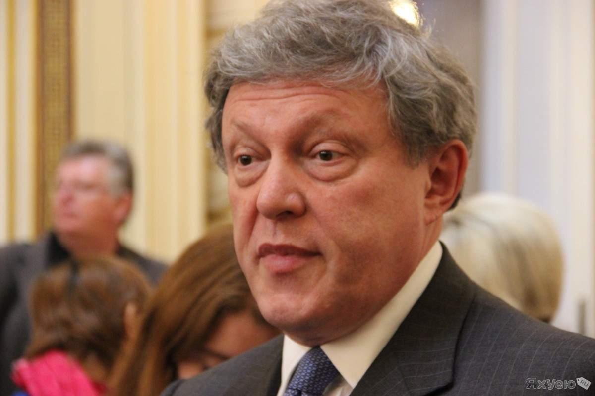 Григорий Явлинский: радоваться абсолютно нечему