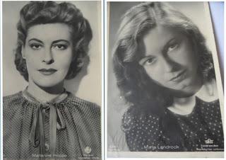 Коллекция открыток (Актеры кино)