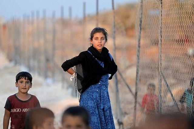 Минобороны обвиняет США в бедственном положении беженцев в лагере «Рукбан»