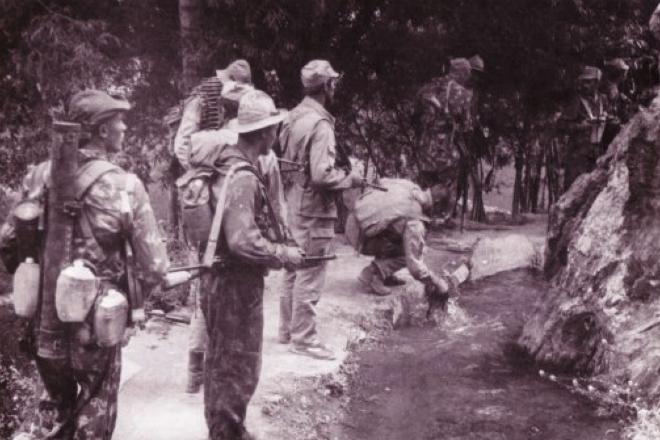 Как подготавливали спецназ в СССР
