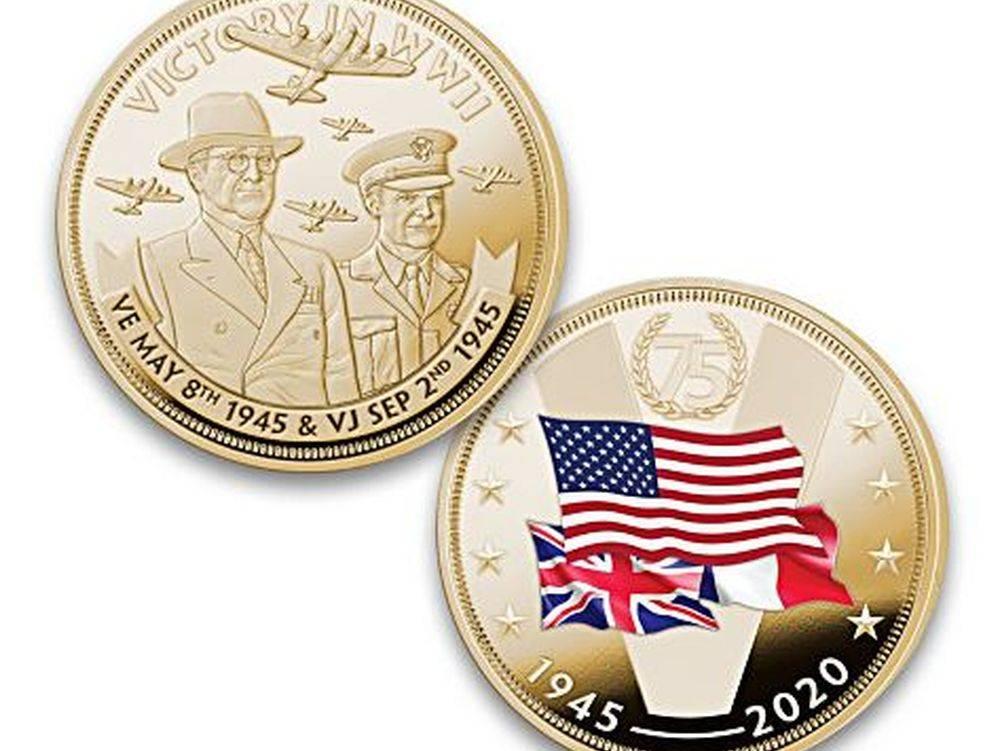 Фальшивая история - фальшивая монета