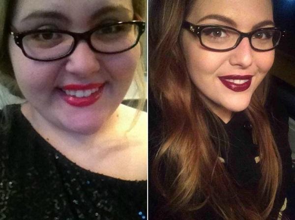Мое лицо до и после: 10 фото о том, как изменения в жизни влияют на внешность