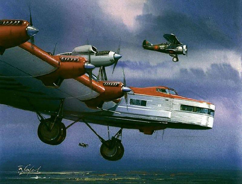 Максим Горький: самый странный самолет СССР