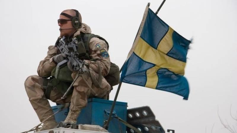 Швеция пригласила Россию на военные учения Aurora-2017