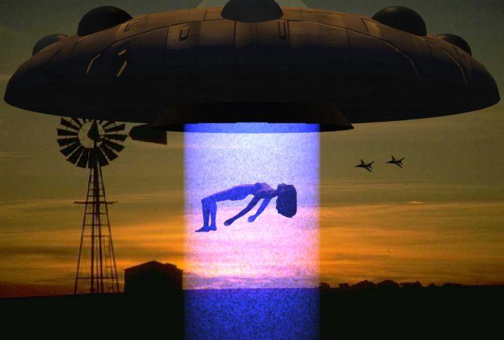 Инопланетные эксперименты над людьми