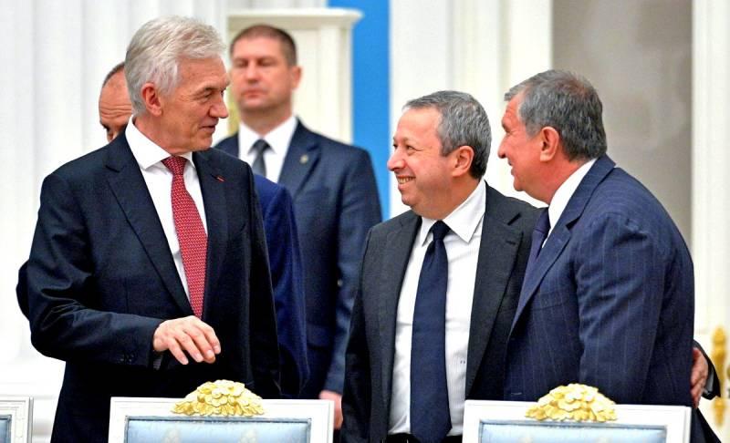 Как заставить российских толстосумов работать на Россию