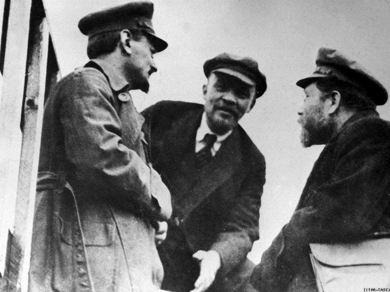 Преступления большевиков и их лидеров