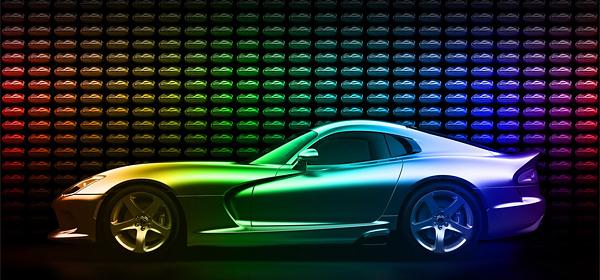 Dodge начнет продажу эксклюзивной версии Viper GT