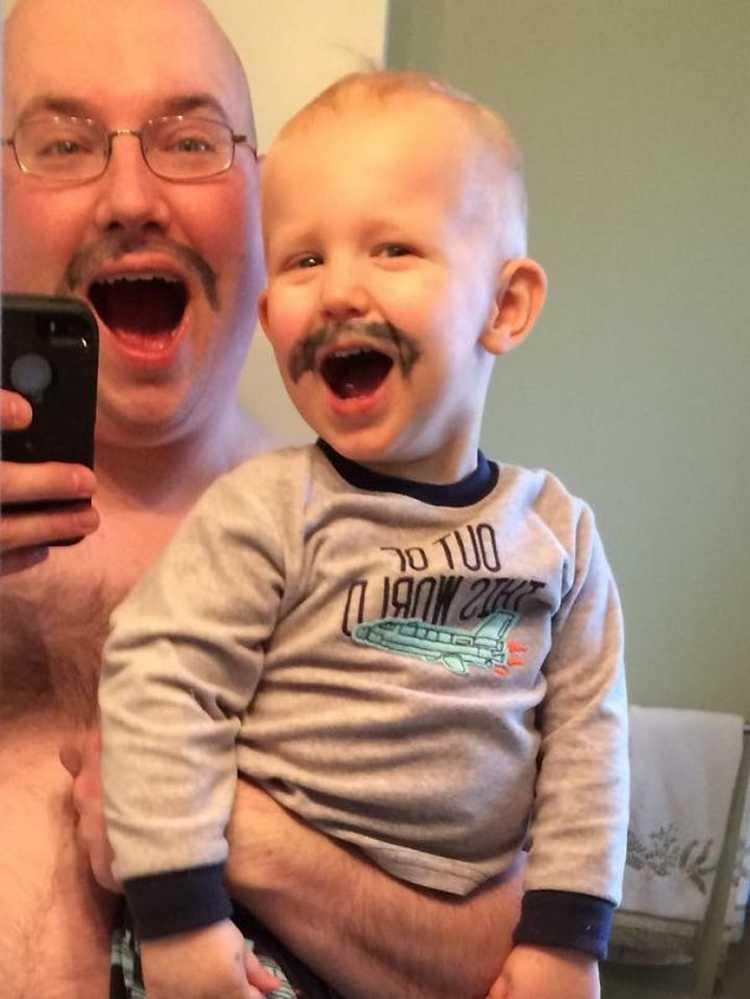 33 примера того, как безбашенные отцы и дети проводят время