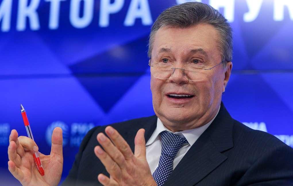 Янукович заявил, что на Украине готовится покушение на Медведчука
